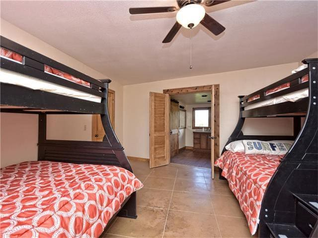 Lower Level Bunk Room Onsuite