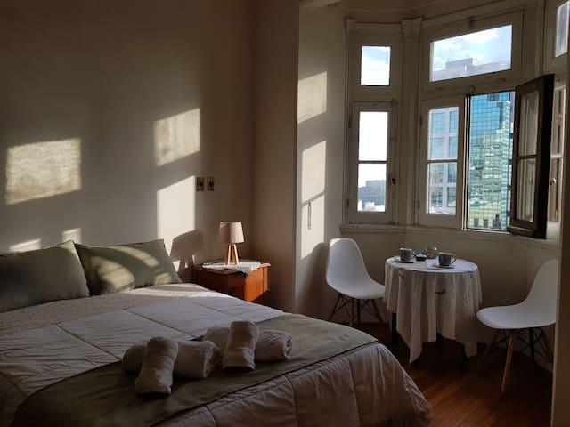 Apartamento 18 Salvo Suite, Hermosa vista.
