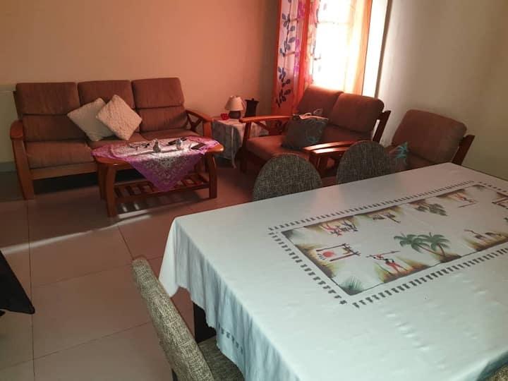 Furnished 2 bedroom Apart at Spintex-Accra Ghana