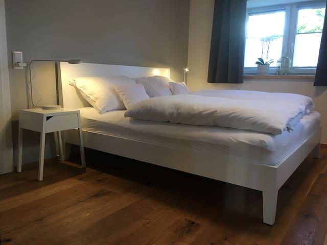 Wohnung in zentraler Lage im Rheintal