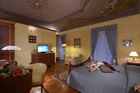 Villa Durando - Stanza del grande Stemma del Regno - Mondovì