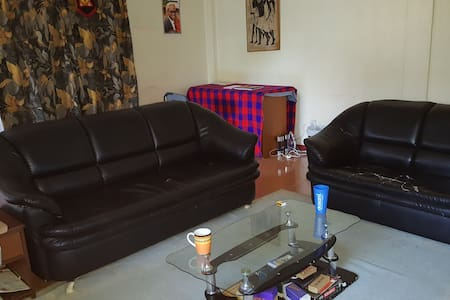 2 Bedroom Apt. in Westlands with Master en-suite - Nairobi