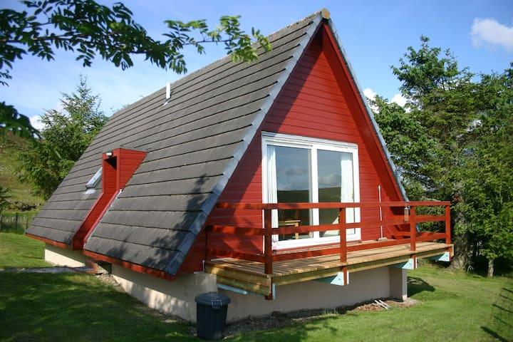 Lodge at Highland Glen Lodges