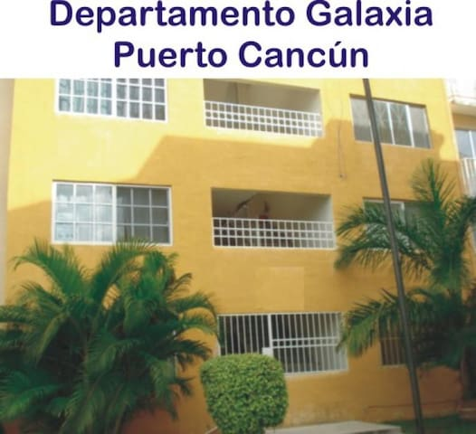 Apartment Centrico en Cancun, cerca de la playa