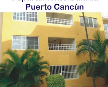 Apartment Centrico en Cancun, cerca de la playa 🏖