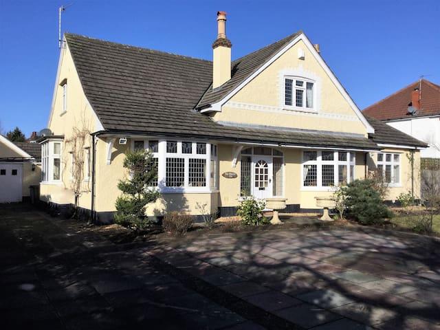 Royal Birkdale Open, Prime location, Detached Home - Southport - Hus