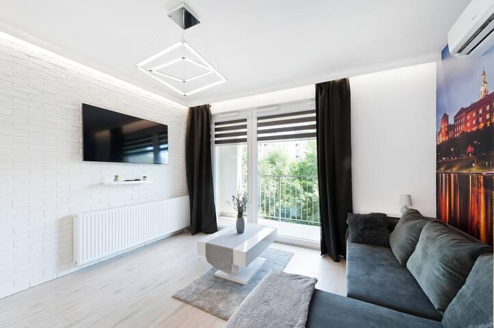 Łobzów Apartament