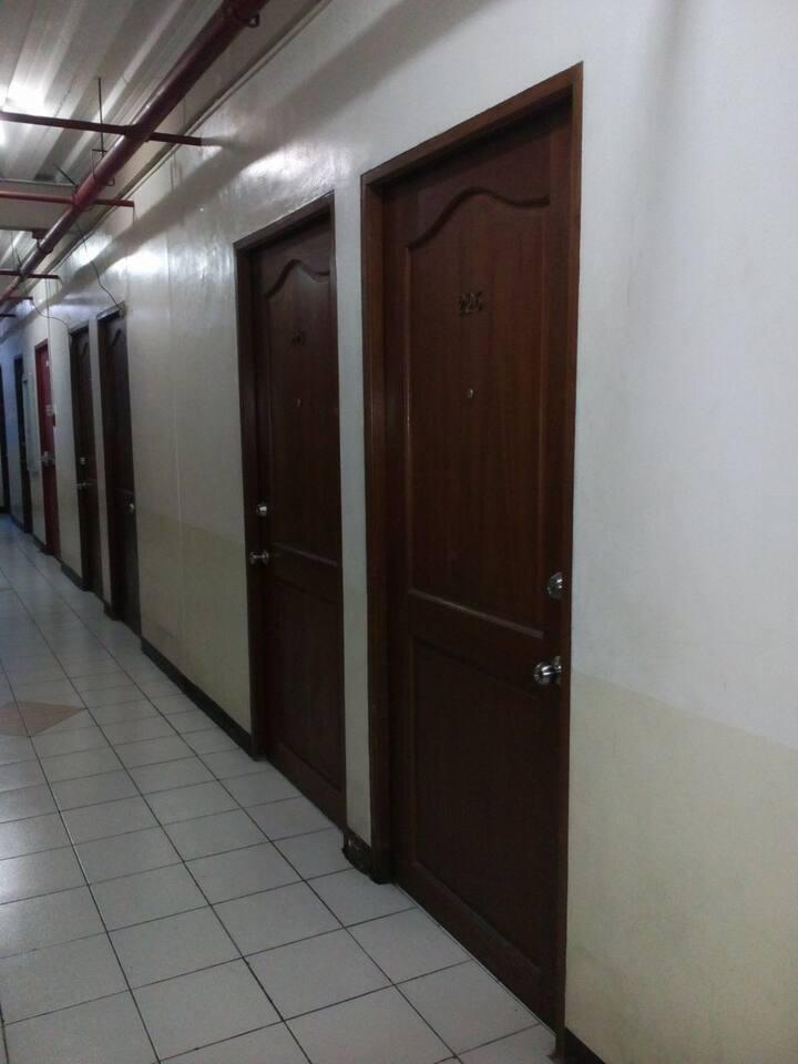1 studio condo in Mendiola, Manila