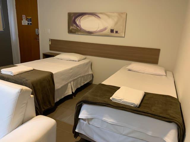 Suite Privativa 4 OK Hostel