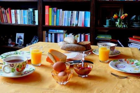 Mary's Bed & Breakfast in het groene Twente - Almelo - Дом
