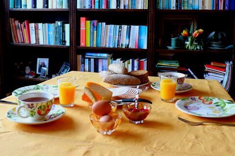 Mary's Bed & Breakfast in het groene Twente