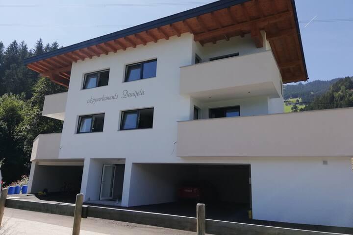 Luxurious Apartment With Terrace in Fügenberg Austria