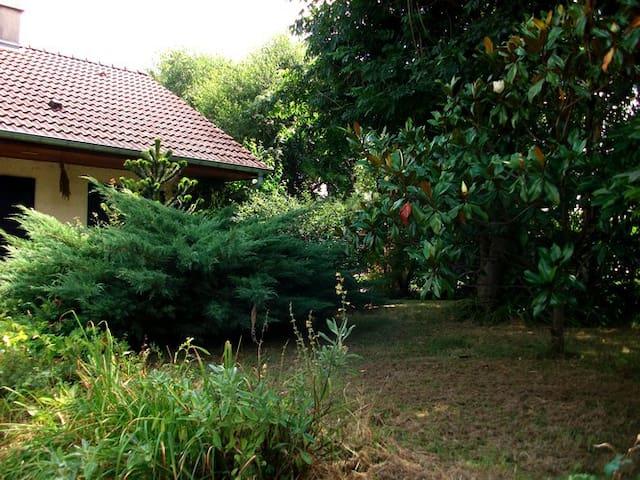 La maison et le jardin de Cali - Frebécourt - Huis