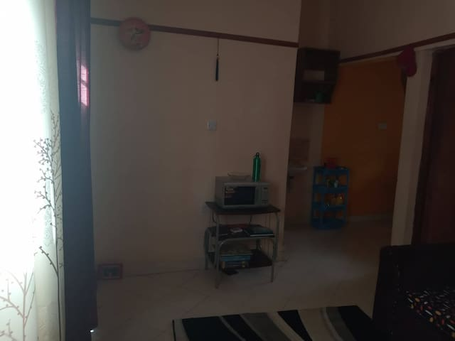 Maziwa fun apartment