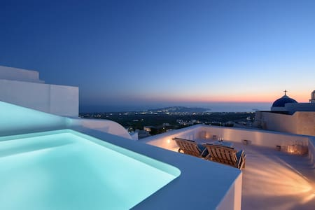 Sensation Villa-by Senses Collection - Pyrgos Kallistis - 别墅