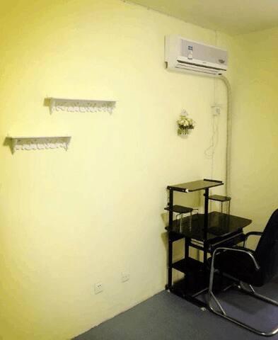单间出租,光线明亮,交通发达,欢迎大家前来 - Huangshi - Wohnung