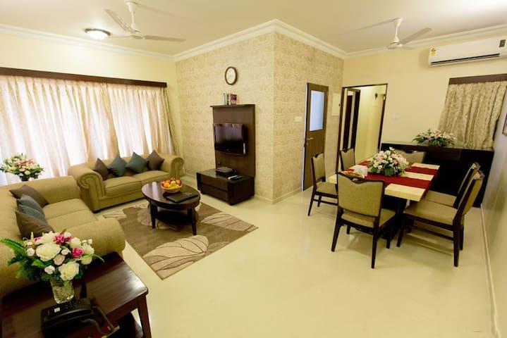 Designer 2+1 Bed Apartment-Andheri, Mumbai