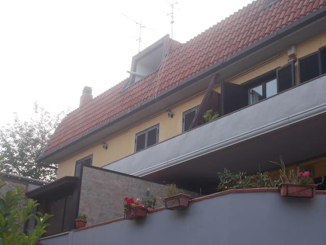 Casa alle pendici di Montevergine - Mercogliano - อพาร์ทเมนท์