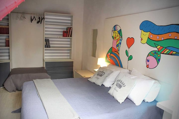 """HomingBorgia1 - """"Loft Apartment"""""""