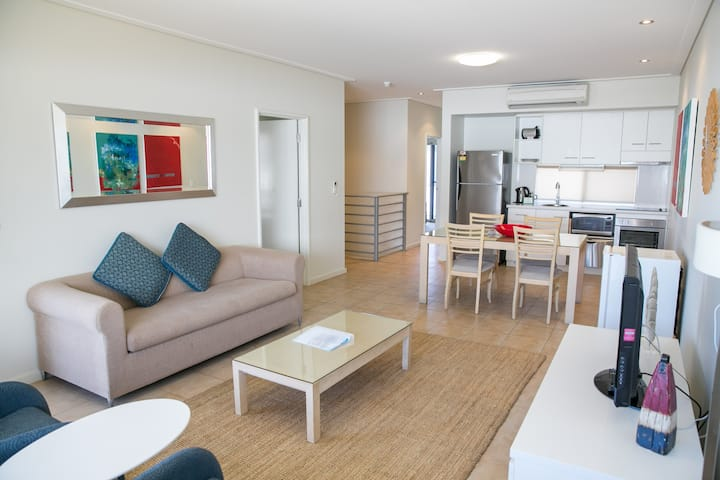 Geraldton Fully Self-Contained 2-Bedroom Apartment