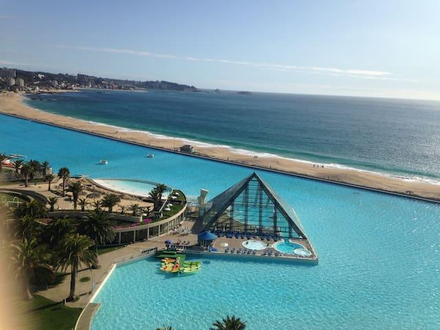 Condominio espectacular en Chile - San Alfonso del Mar - Flat
