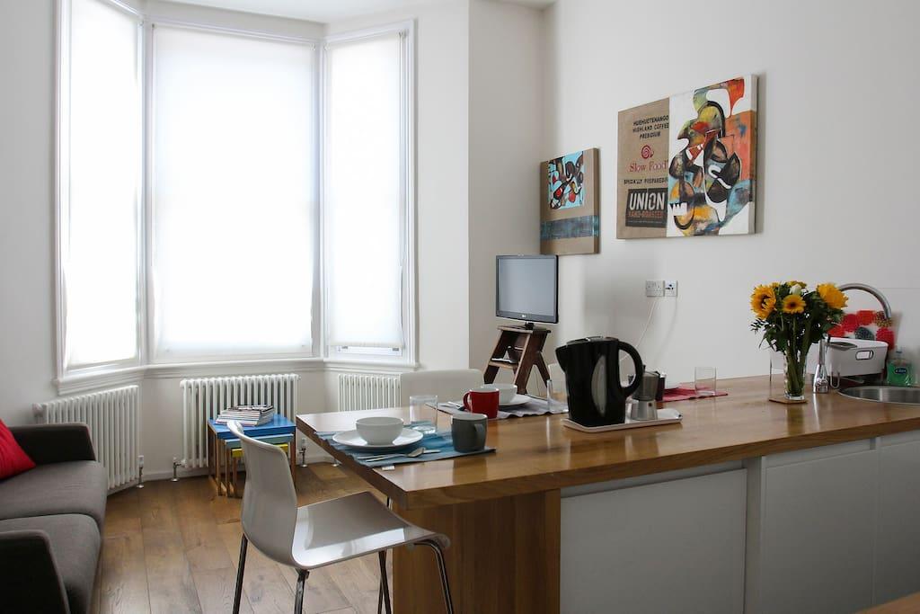 The finborough apartment apartamentos en alquiler en londres reino unido - Alquilar apartamento en londres ...