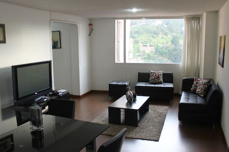 Gran apartamento piso 21, con excelente vista