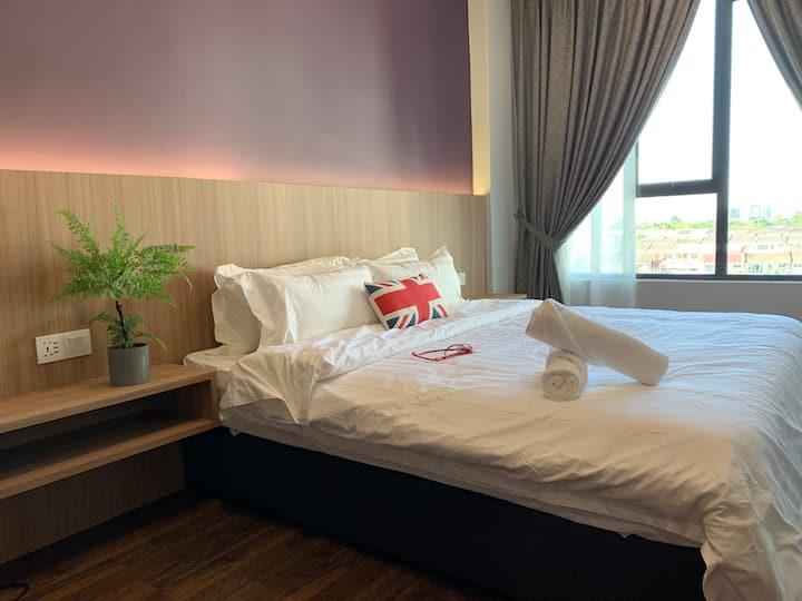 Amazing Stay @ REX Apartment 3bedroom4