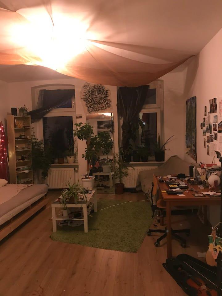 Schönes Zimmer in der Nähe des Zentrums