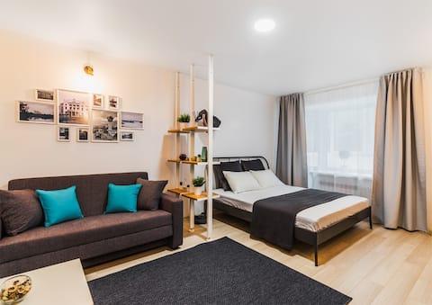 Квартира, Buzuluk 4 микрорайон дом 15