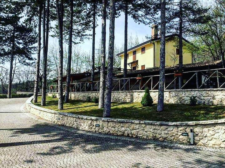 Casale della Certosa di Trisulti