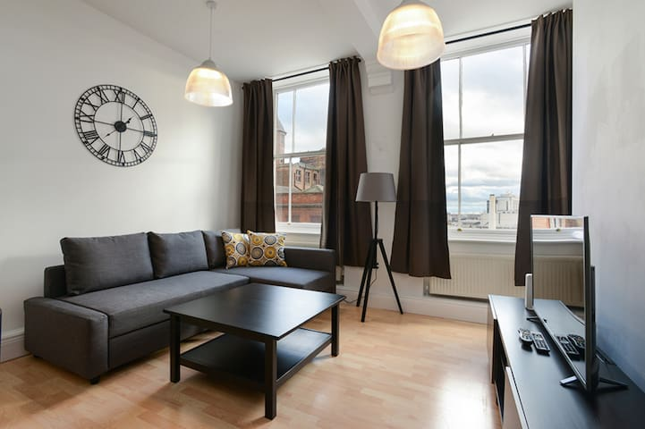 Swish City Centre Serviced Apartment
