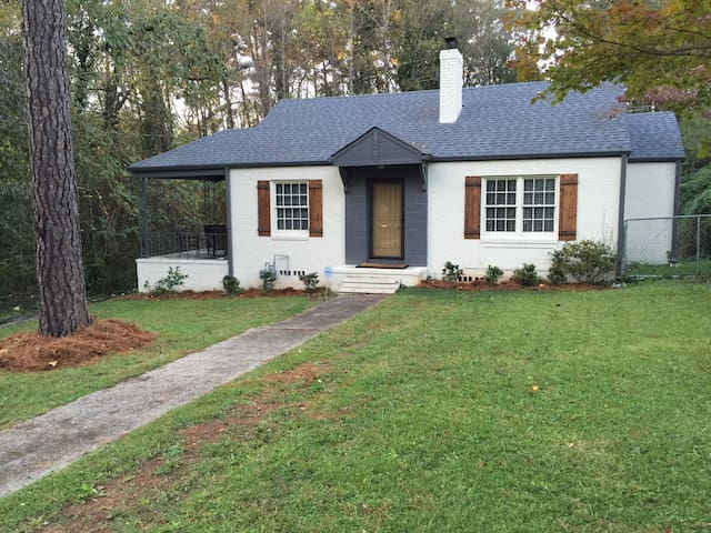Craftsmen House Near Atlanta and the Airport - Hapeville - House