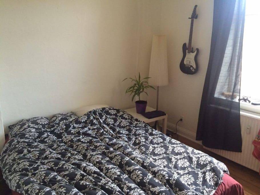 soveværelse 2 personer
