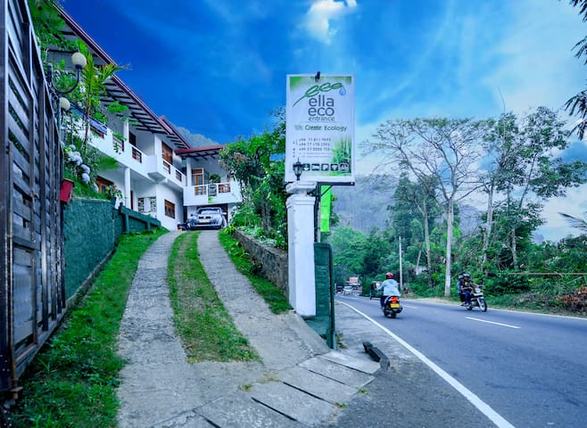 Eco Stay at the Entrance of Ella with Organic food