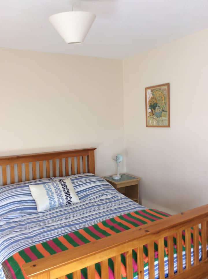 Large room in a glorious rural location