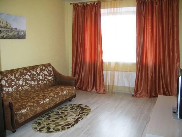 Новая, комфортная 2-комнатная квартра.