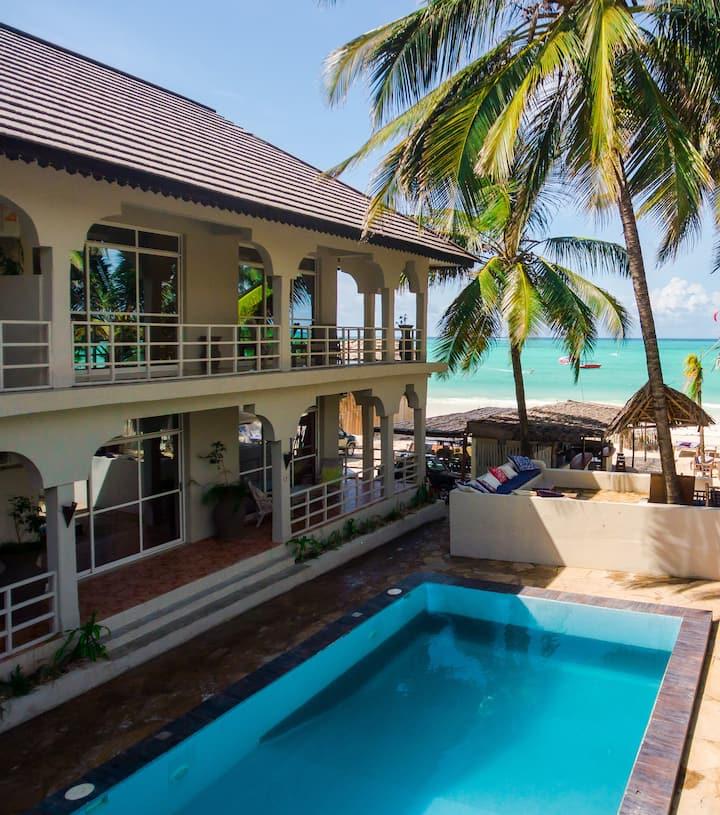 Paje Beach Apartments - Family Apt