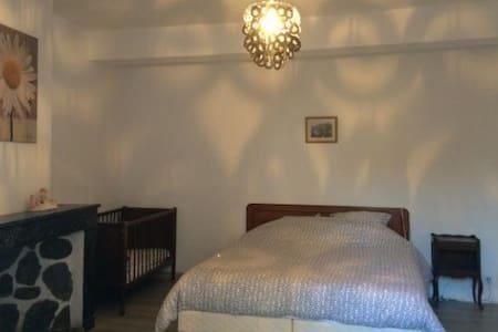 Chambre privée - Palau-del-Vidre - Bed & Breakfast