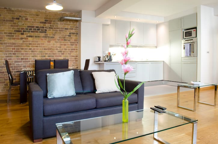 Cool & Modern 3 Bed In Shoreditch