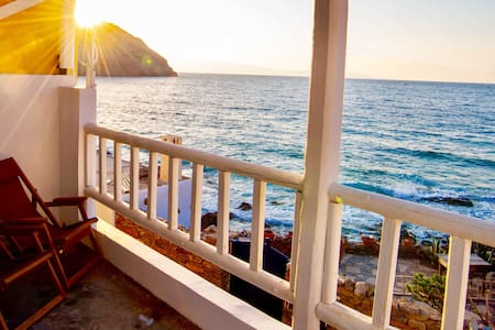 Dream apartment 6 steps from the sea