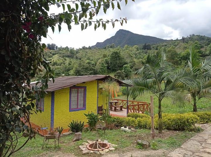 Casa Fantasía en Choachí.
