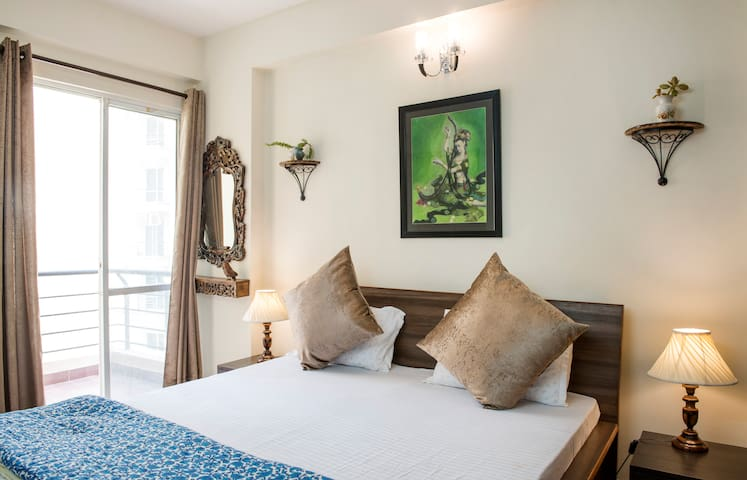 The Buddhayan Apartments 102 - Jaipur - Pis