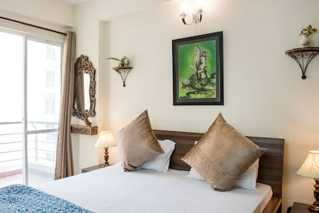 The Buddhayan Apartments 102 - Jaipur - Huoneisto
