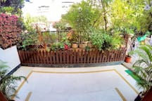 Main  Entrance View