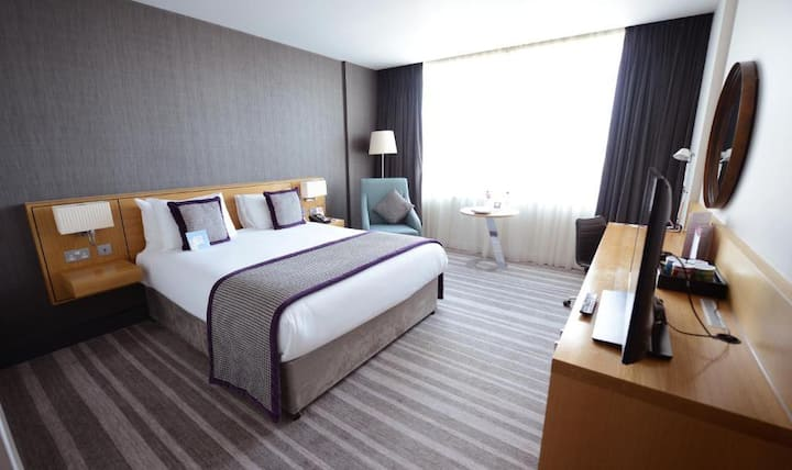 Stylish Room Deluxe At Newcastle