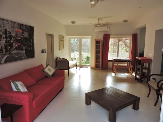 Luxury Apartment in the Heart of North Goa - Nerul - Pis