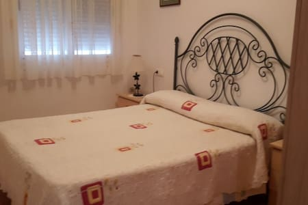 Se alquila apartamento muy cerca de playa - Castell de Ferro - Apartemen