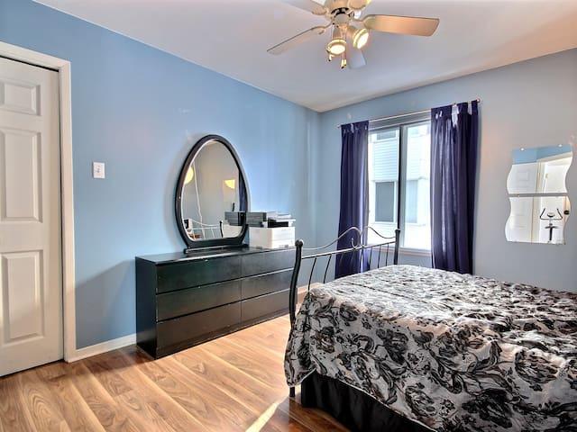 Appartement 1 chambre avec cuisine complete - Montréal
