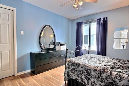 Appartement 1 chambre avec cuisine complete - Montréal - Lägenhet